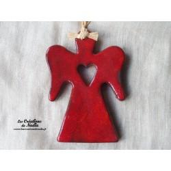 Moyen ange rouge piment en poterie