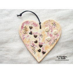 Coeur or pain d'épice