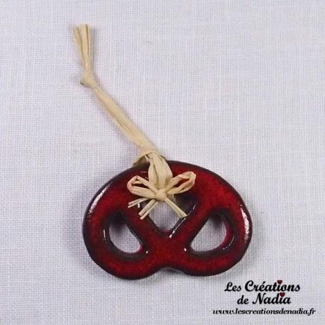 Mini bretzel rouge piment