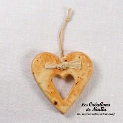 Coeur Katele pain d'épice