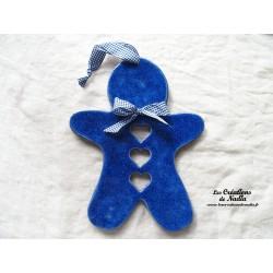 Grand Mannele bleu outremer