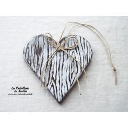 Coeur Liesel Elsass café en céramique