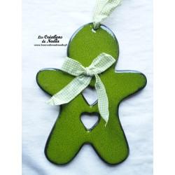Grand Mannele vert reinette
