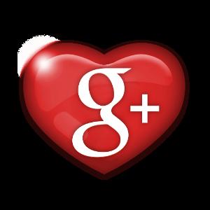 Suivez-moi sur Google+