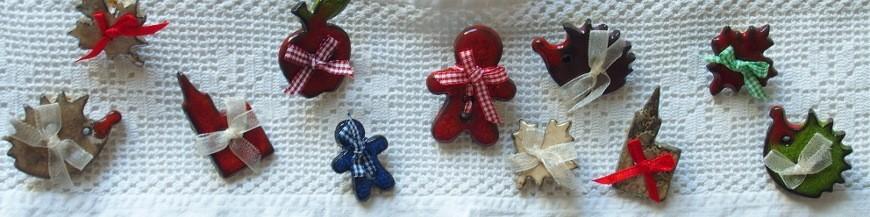 Pin's Made In Alsace en céramique